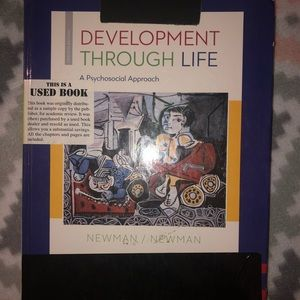 Development through life HDFS Textbook